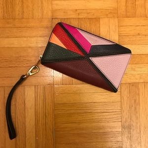 Colourful Fossil Wallet